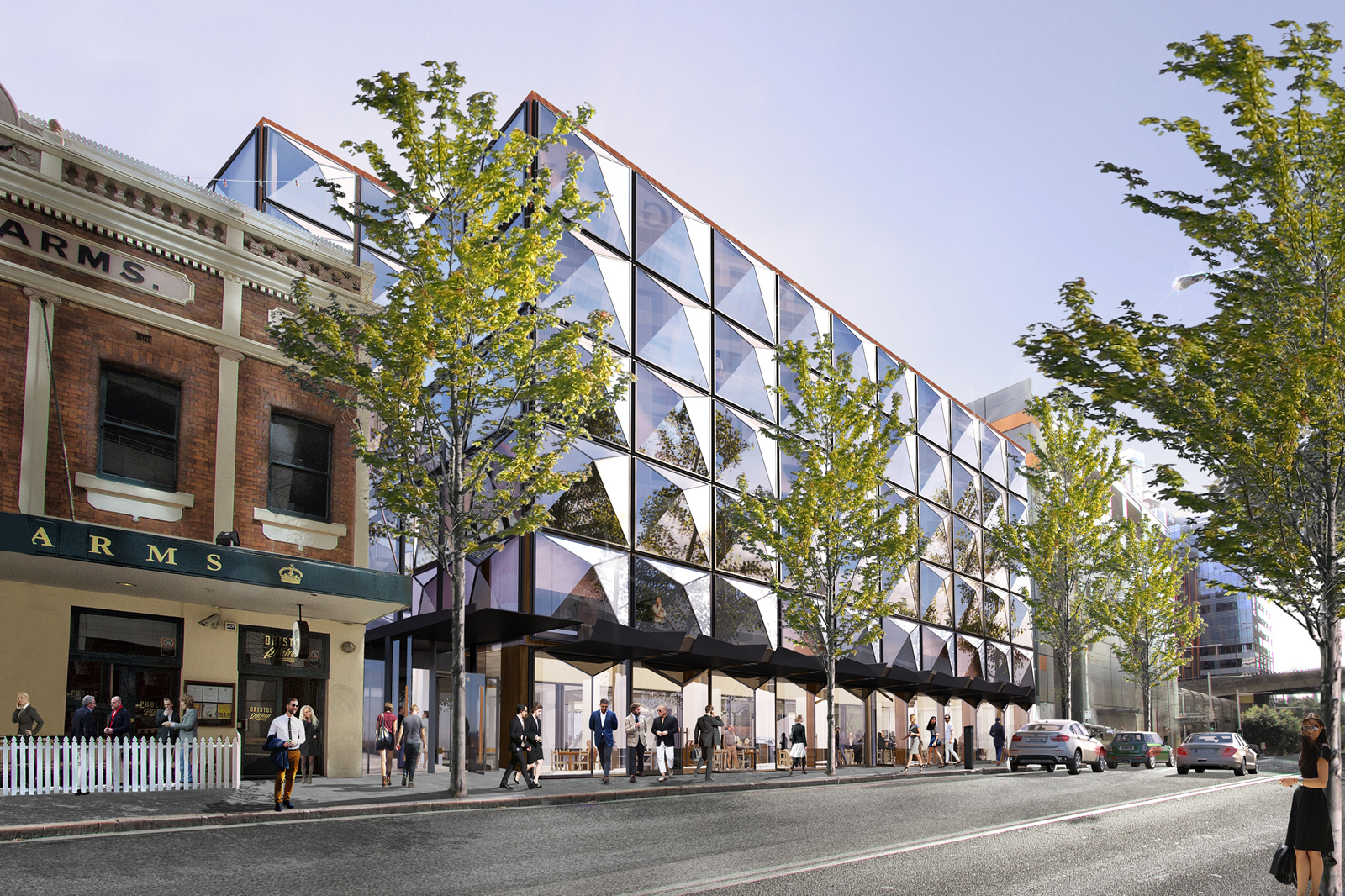 Congratulations M&L Hospitality – Construction starts at 65 Sussex Street