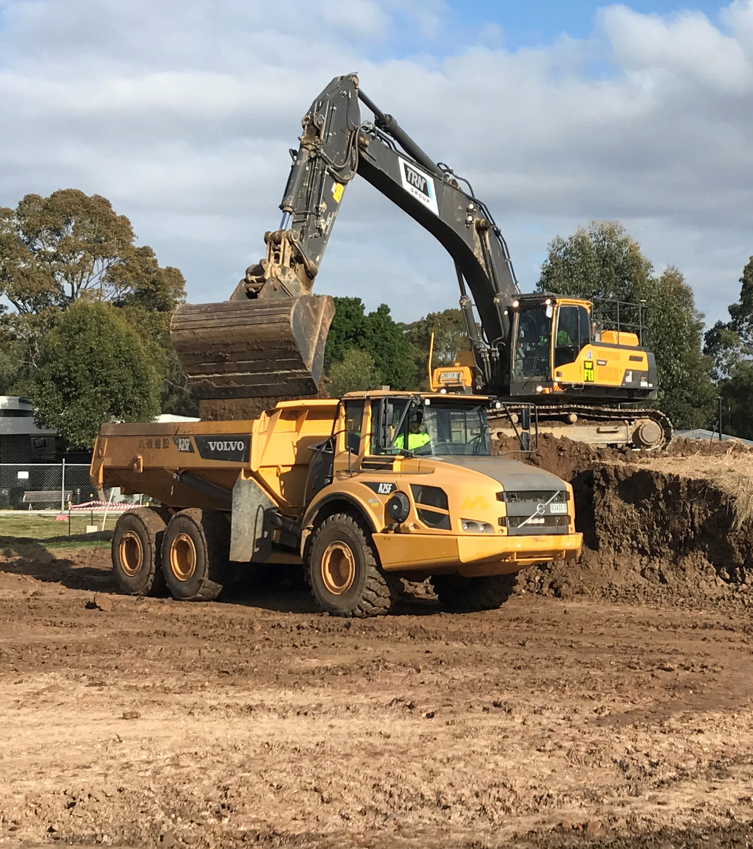Works Commence on Newleaf at Bonnyrigg